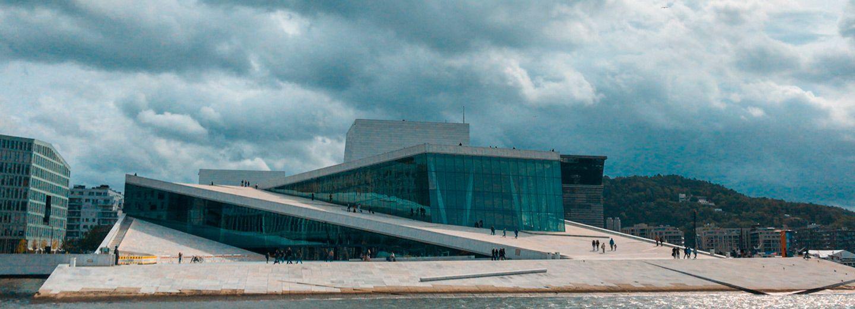 La Opera de Oslo, Noruega