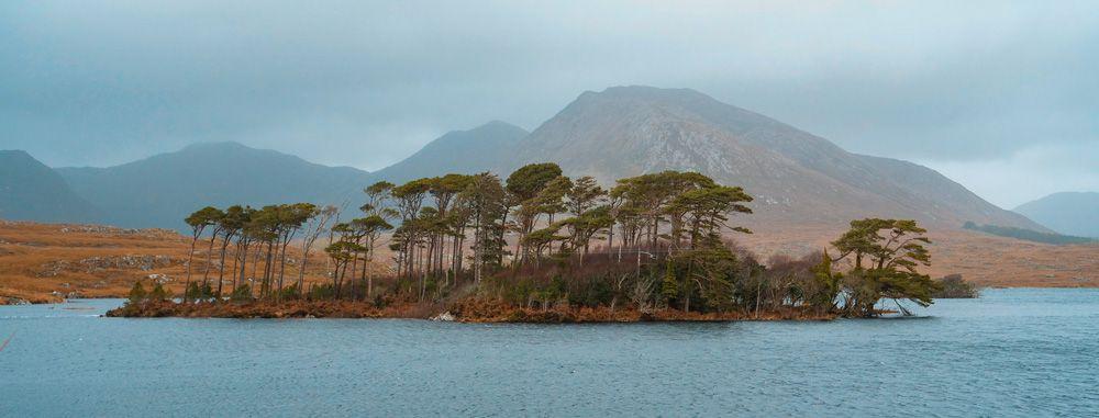 Isla del Parque Nacional de Connemara