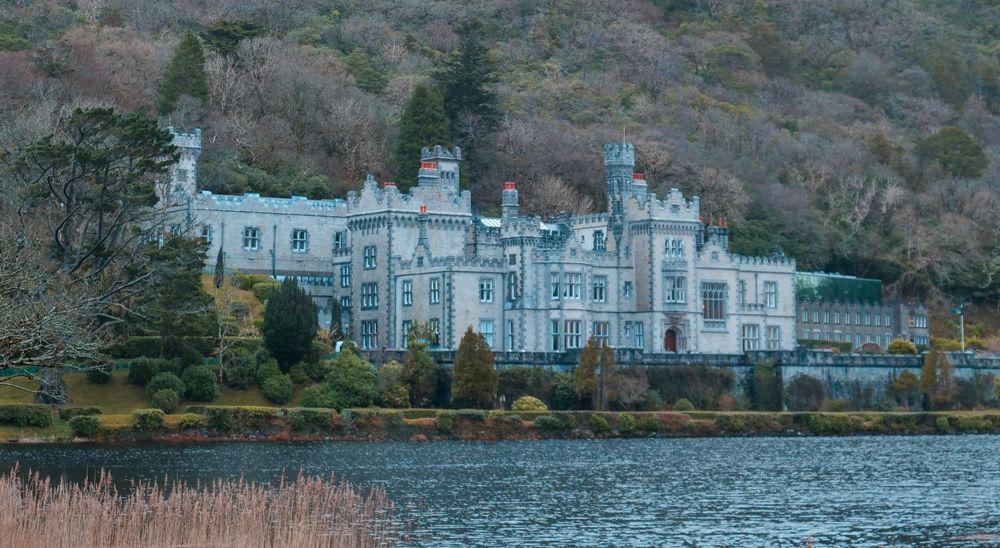 El Castillo de Kylemore Abbey