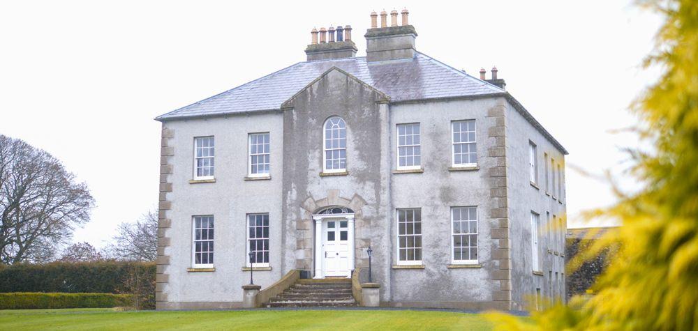la mansión de gracehill