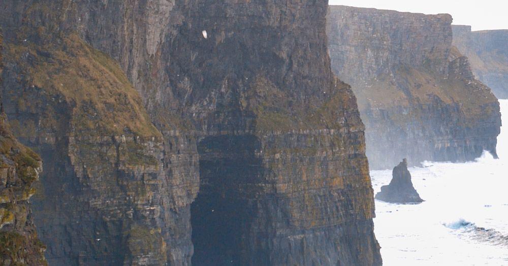 Immensos penya-segats a la nostra excursió als Cliffs of Moher