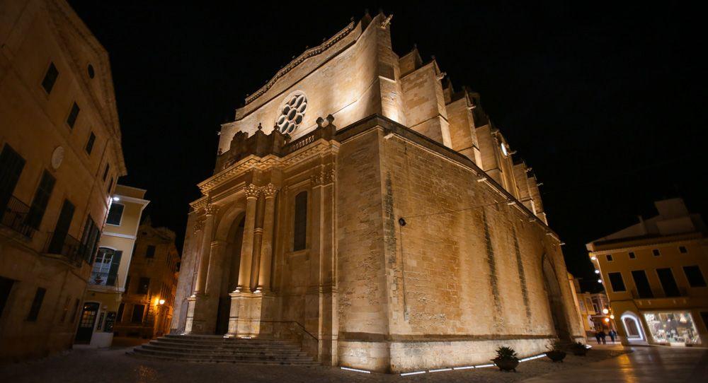 la catedral de Ciutadella