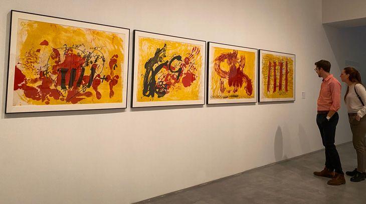 visita al museo reina sofia de madrid
