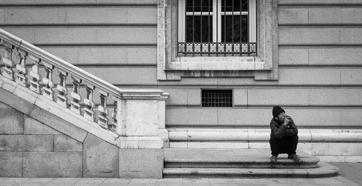 Fotografiando las calles de Madrid