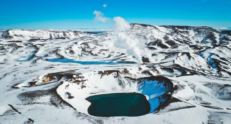 Los mejores meses para ir a Islandia son septiembre y mayo