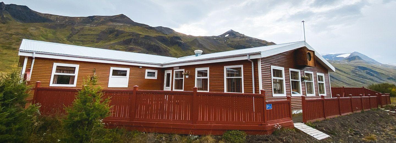 donde y cómo dormir en islandia