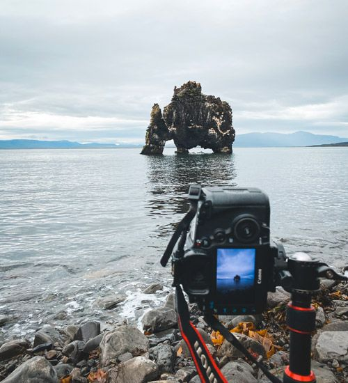 Fotografiar Islandia no es una tarea fácil