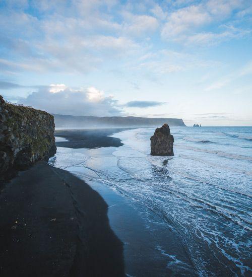 Apunta Dyrholaey per al teu planning per a recorrer islandia