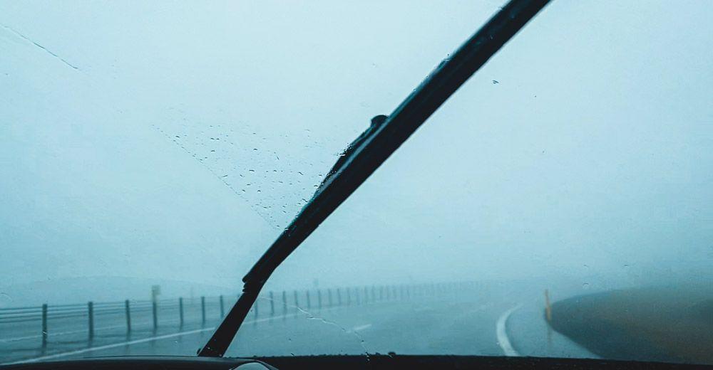 Conducir por las carreteras de islandia puede ser peligroso