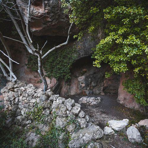 la increïble cova de la mallada del perelló